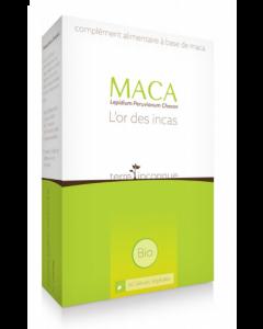 Maca bio - 60 gélules – La véritable maca du Pérou