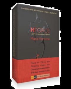 HForce bio - 40 gélules - Synergie Maca Homme bio